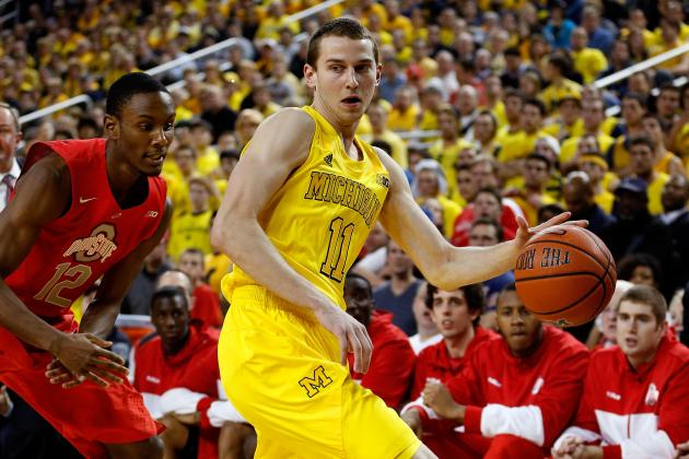 Nik Stauskas Dismisses He's Hit 'Freshman Wall'