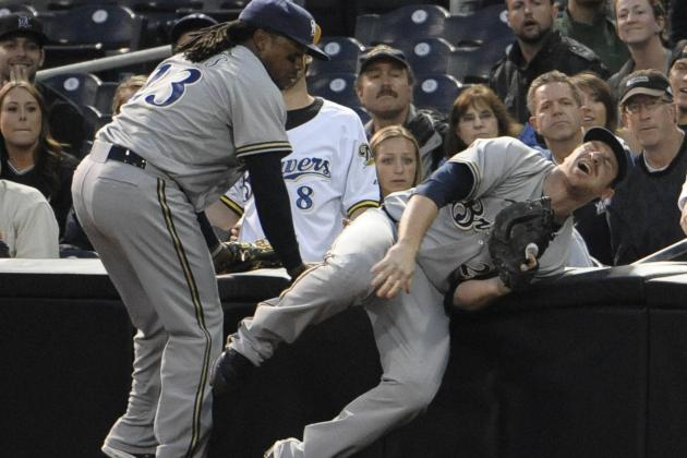 Mat Gamel's Injury Will Sink Milwaukee Brewers in 2013