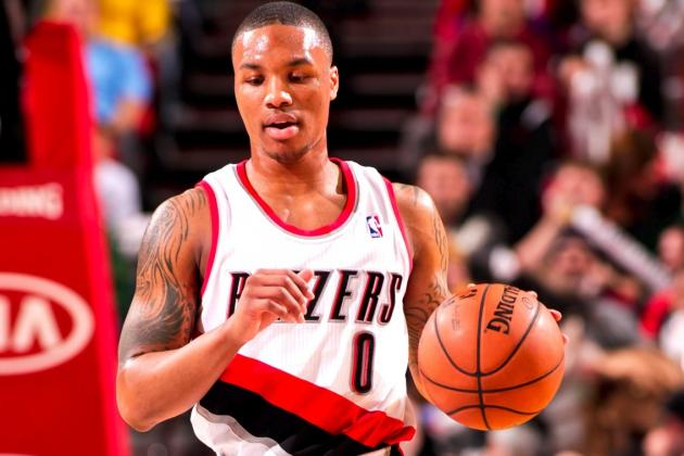 Is Portland Trail Blazers' Damian Lillard Hitting the Rookie Wall?