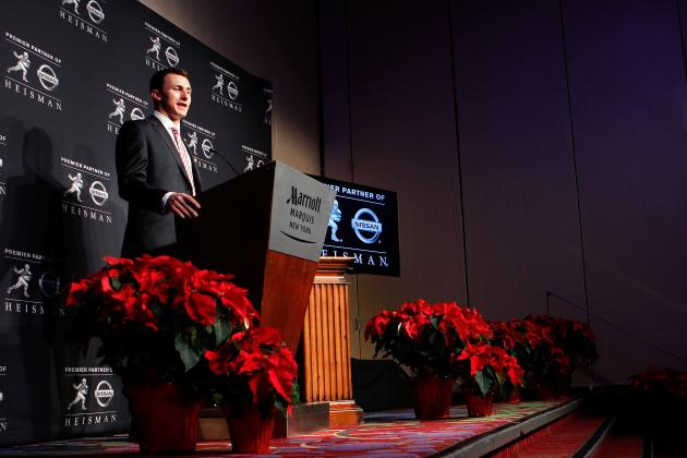Johnny Manziel and Online Classes Will Change the Landscape of College Athletics