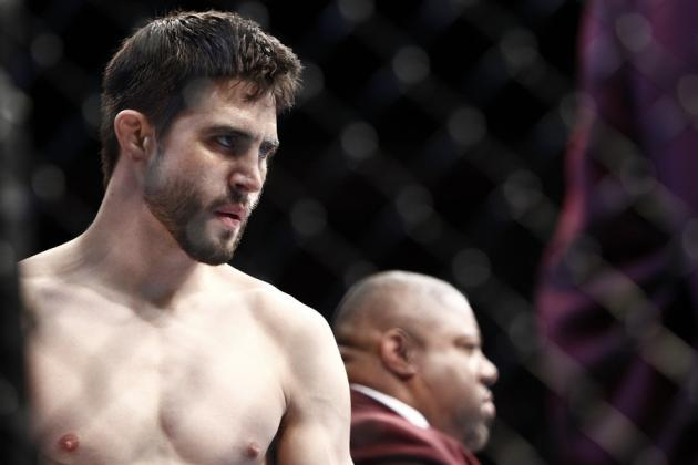 Carlos Condit on Hendricks: He Called Me Out, It's Time to Back Up Talk