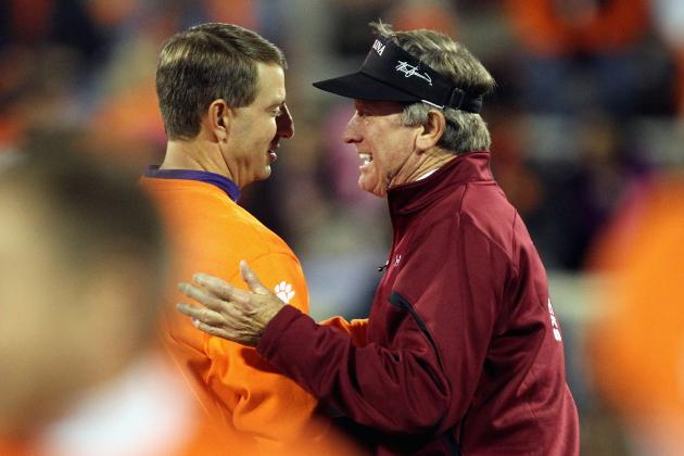 Clemson-South Carolina Clashes Heating Up the Recruiting Trail for 2014