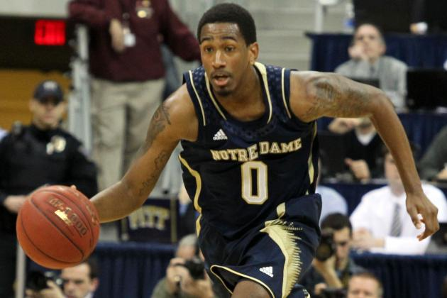 UPDATE: Notre Dame Men's Basketball: Passing a Character Test