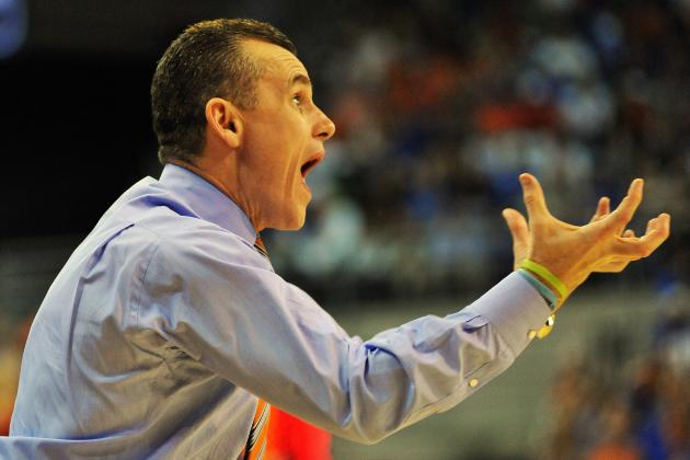 No. 5 Florida Installed as Slight Favorite to Win 2013 NCAA Tournament