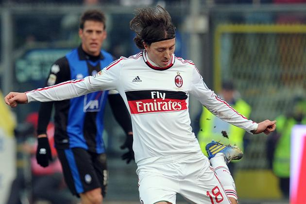 Montolivo: I Am Playing at a Very High Level