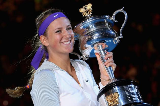 Victoria Azarenka Withdraws from Dubai Championships with Right Foot Injury