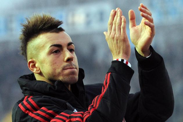 El Shaarawy in Fitness Fight
