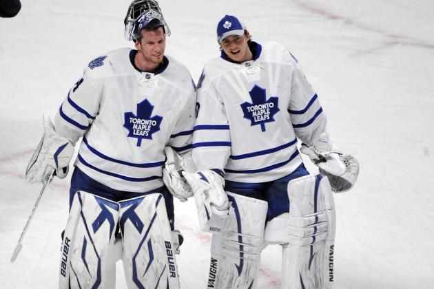 Goaltending, Scoring Could Have Leafs in Contention