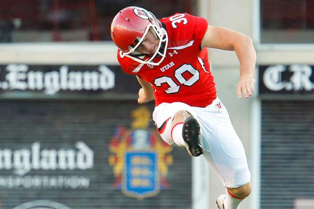 Fifth-Year Senior Punter and Utah Transfer, Nick Marsh, Commits to Rutgers