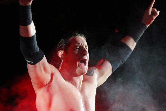 Wade Barrett: Why He Should Be WWE IC Champion Indefinitely