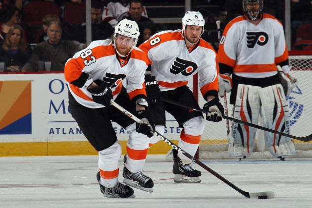 Exploding for 7 Goals Not a Rare Occurence for Philadelphia Flyers
