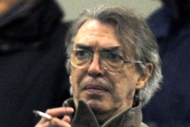 Massimo Moratti Has Defended Boss Andrea Stramaccioni
