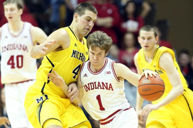 Michigan-Indiana Season Finale Will Be on CBS