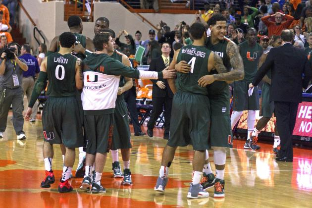 Miami Hurricanes Basketball: Can the Hurricanes Sustain Their Success?