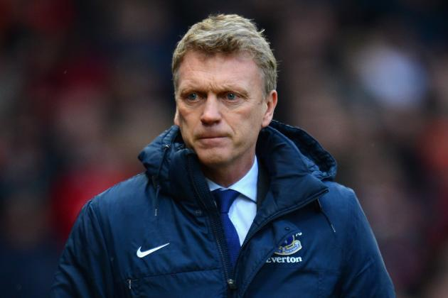 Arsenal Fans 'Call for David Moyes to Take Over from Arsene Wenger'