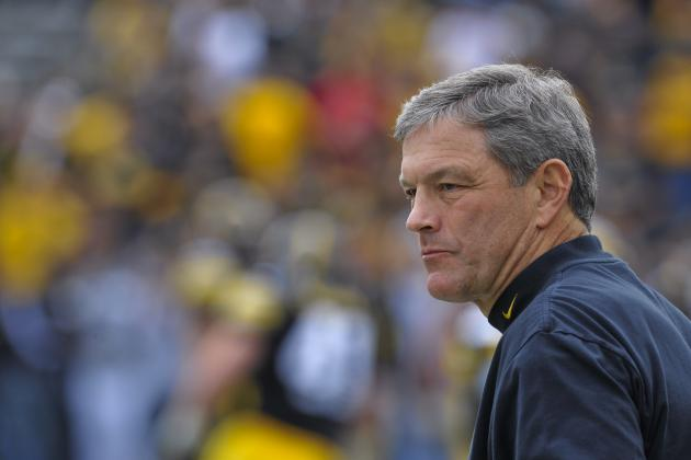 Harty: Can't Criticize Ferentz for Being Too Stubborn
