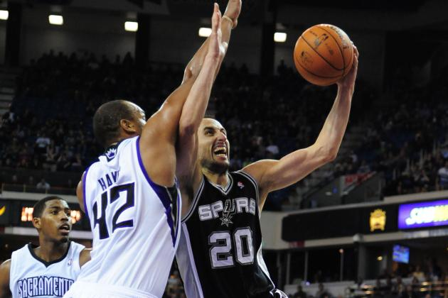 Spurs-Kings Preview