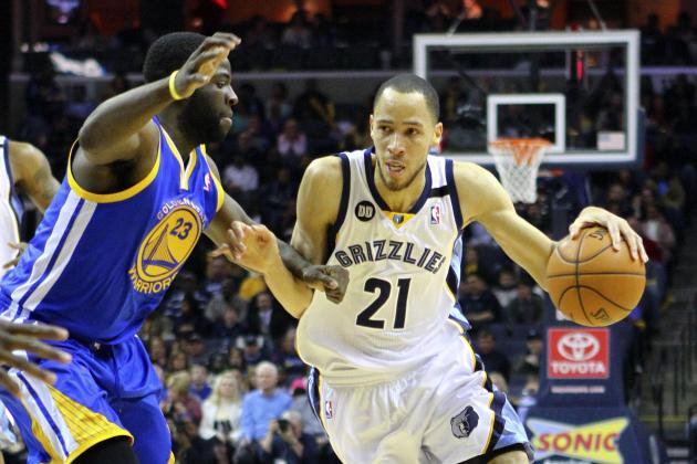 Ex-Piston Tayshaun Prince Says Grizzlies Gave Him New Life