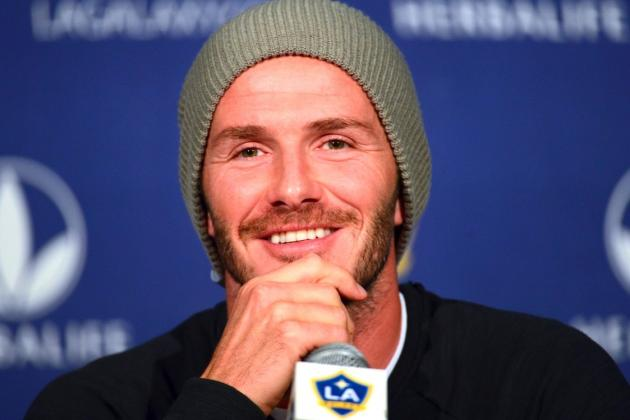 David Beckham Reportedly Lined Up as Miami MLS Franchise Owner