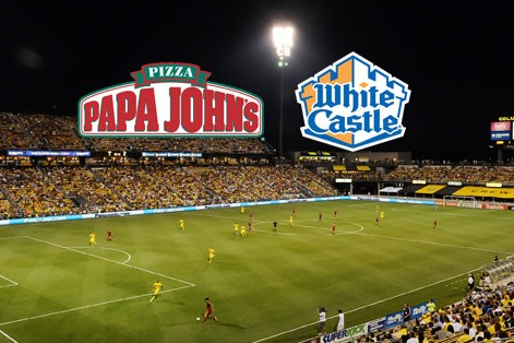 Crew Announces New Partnerships with Papa John's Pizza and White Castle