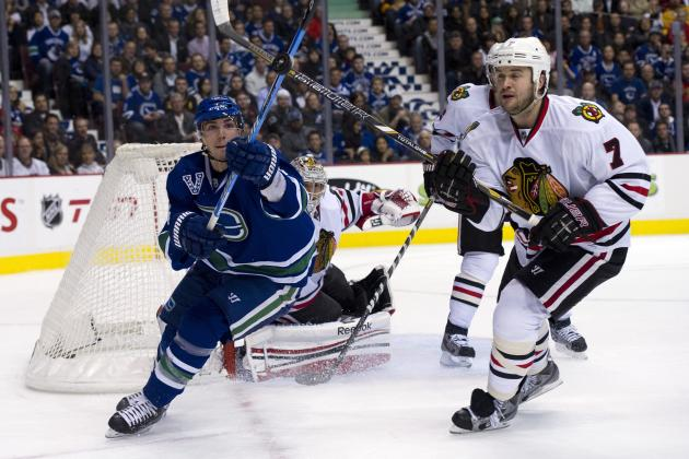 Canucks-Blackhawks Preview