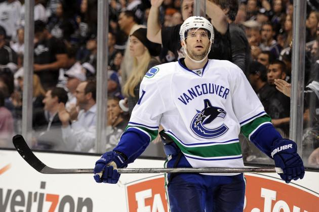 Kesler Back in Lineup, Now to Keep Him There
