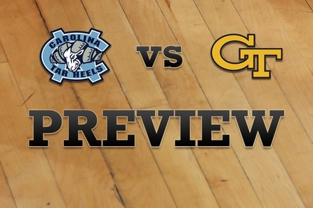 North Carolina vs. Georgia Tech: Full Game Preview
