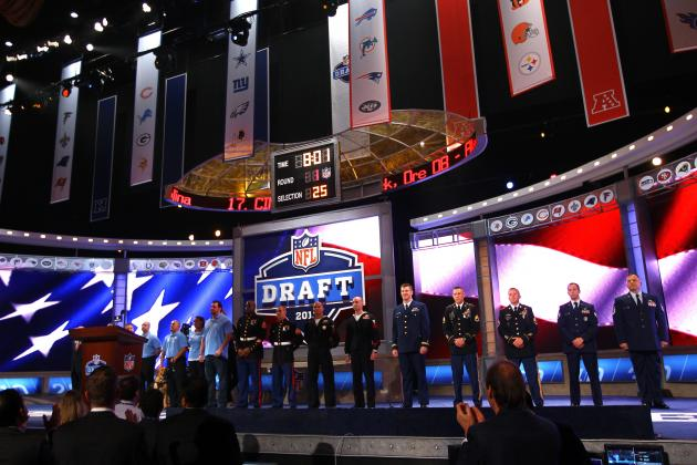 2013 NFL Draft Order: Teams in Best Position to Gamble in First Round