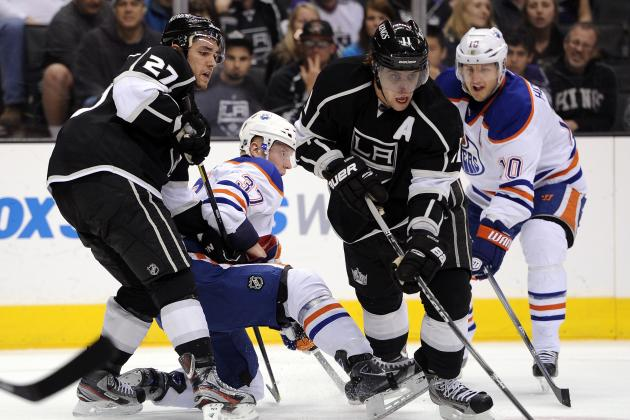 Kings-Oilers Preview