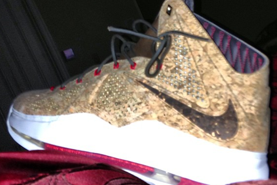 Dez Bryant Instagrams Flashy New Shoes