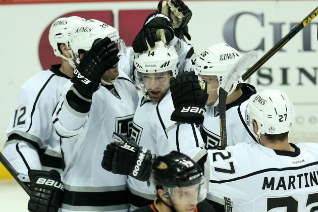 Kings Put in a Lot of Work Even with Coach Darryl Sutter Away