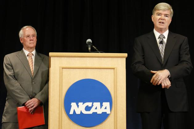 What Would Happen If Member Schools Left the NCAA?