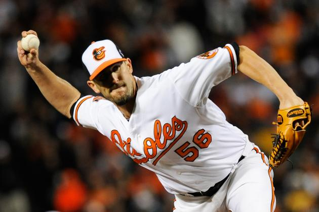 O's Sign Darren O'Day to Two-Year Contract