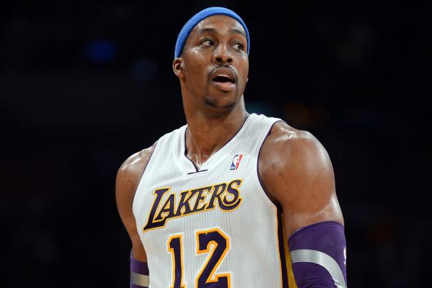 Lakers News: Latest on Dwight Howard and More out of L.A. with Deadline Looming