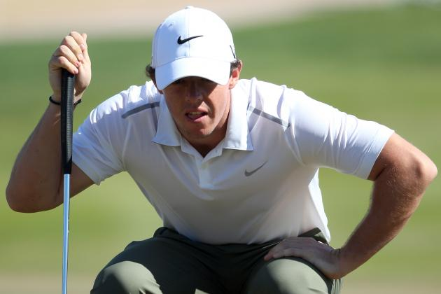 McIlroy Feels Golf Is Clean of PEDs