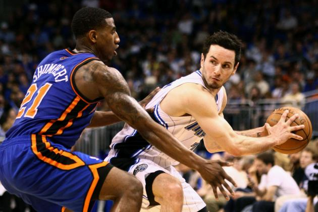 Knicks Rumors: Latest Buzz on Iman Shumpert for J.J. Redick Trade