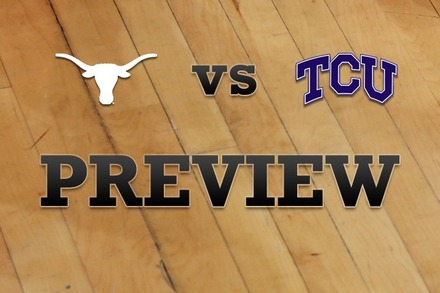Texas vs. TCU: Full Game Preview