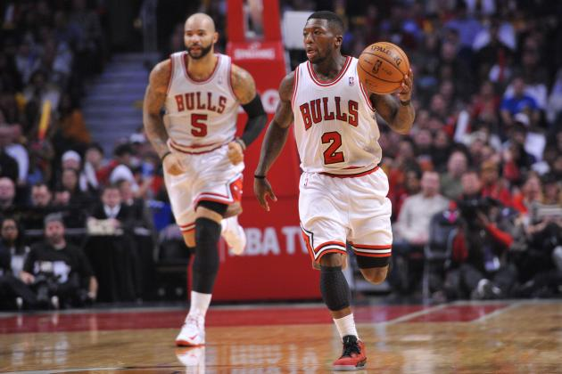 NBA Trade Rumors: Bulls Must Keep Carlos Boozer and Nate Robinson for Future