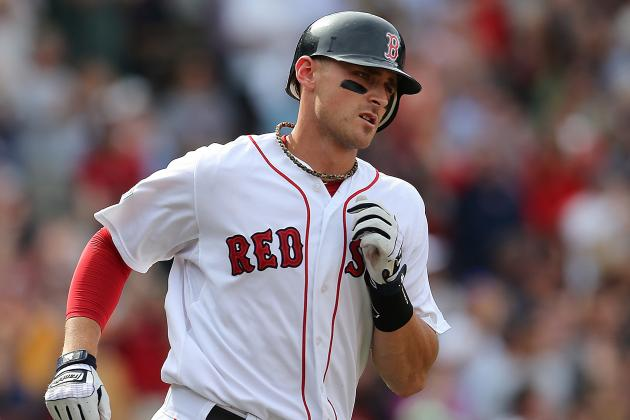 Will Middlebrooks Says He Loves 'Pressure' of Playing with Red Sox