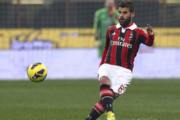 Antonio Nocerino Will Be Key to AC Milan Victory Against Barcelona