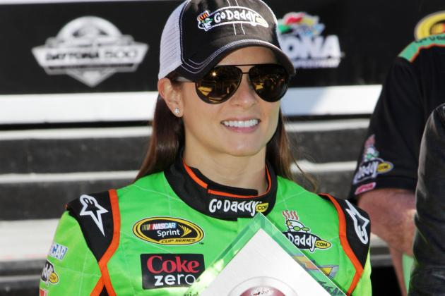 Danica Reacts to Pole Win, Crew, What's to Come