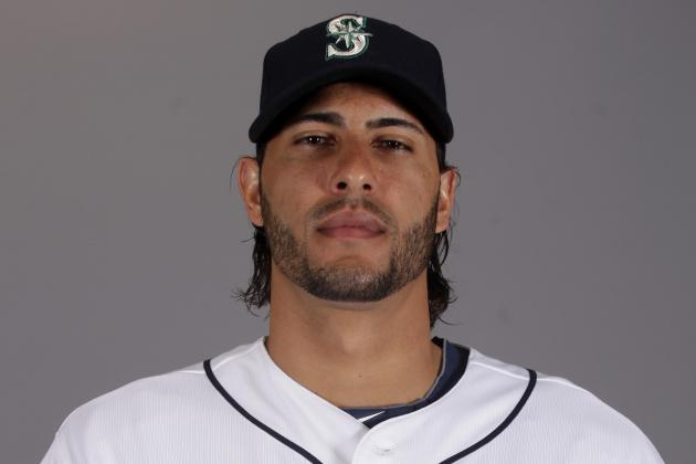 Morse a Changed Player in 2nd Stint with Mariners