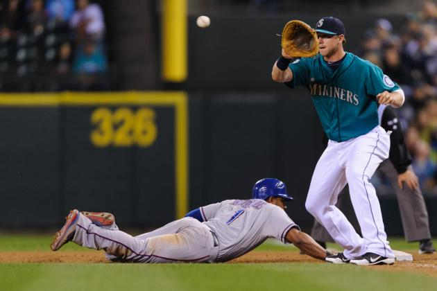 Justin Smoak Is First at First Base, Mariners Manager Says