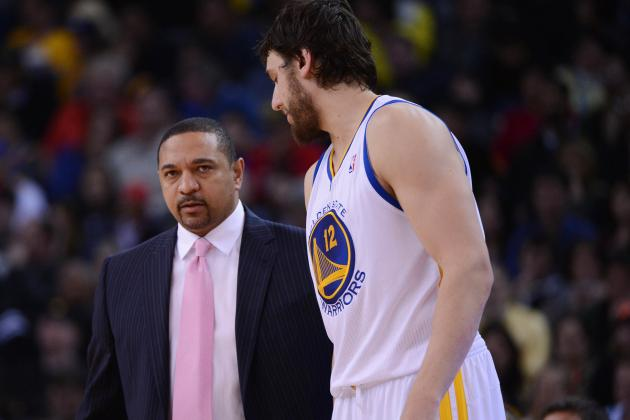 Warriors' Andrew Bogut Can Play Back-to-Backs