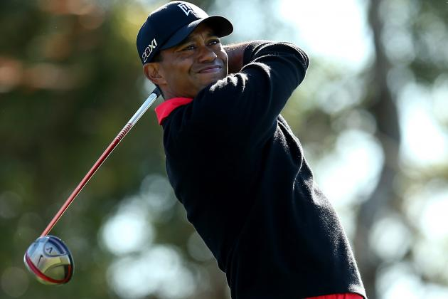 Tiger Woods Talks About Playing Golf with President Barack Obama
