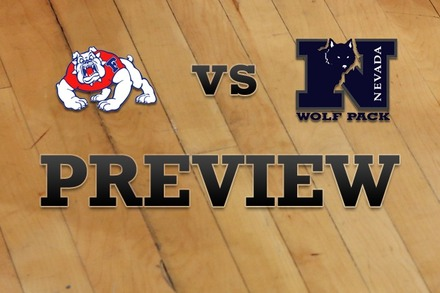 Fresno State vs. Nevada: Full Game Preview