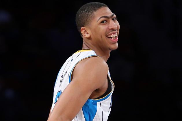 Inside Anthony Davis' All-Star Weekend (VIDEO)