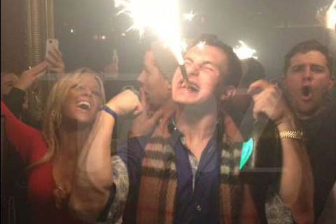 Has Johnny Manziel Had Too Good of an Offseason?