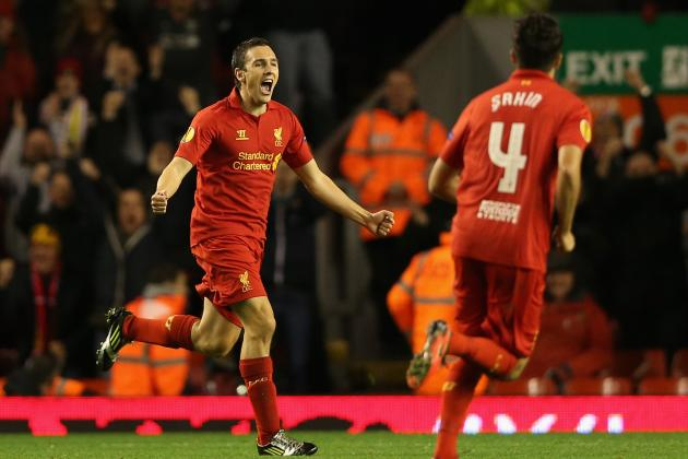 Why Liverpool Need a Big Game from Stewart Downing vs. Zenit in Europa League