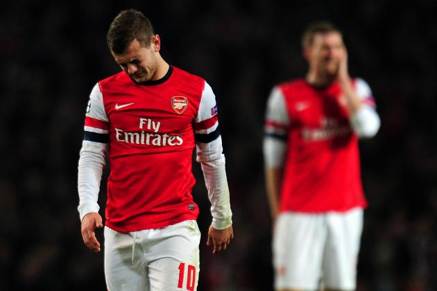 UEFA Champions League: Jack Wilshere Deserved Better Against Bayern Munich